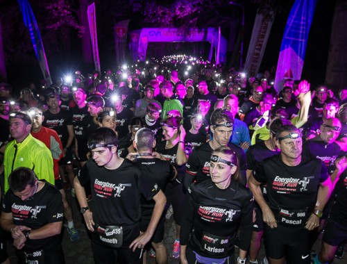 Runner's lab night run