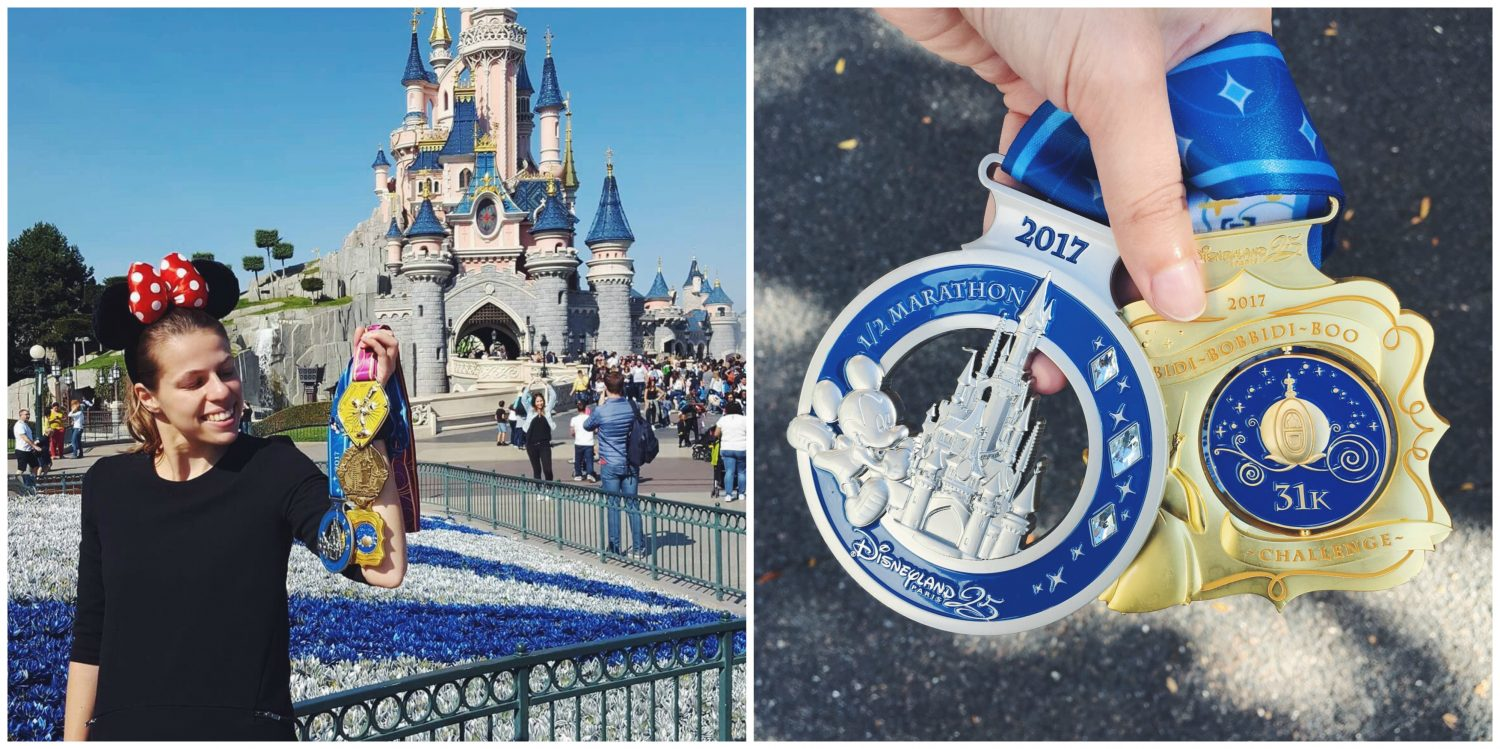 Run Disney halve marathon