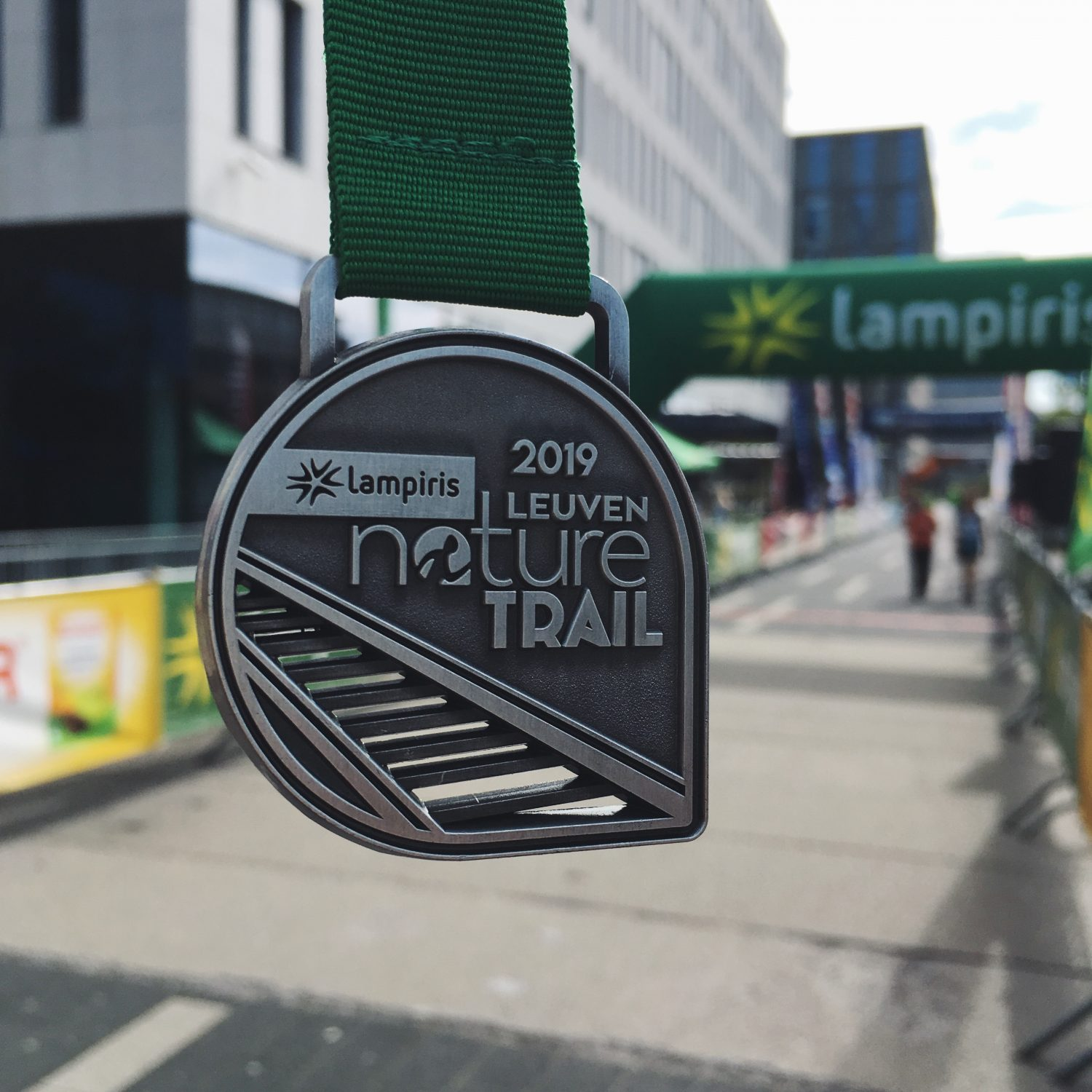 Leuven Nature Trail medaille